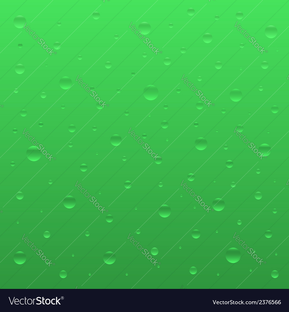 Green bubbles vector | Price: 1 Credit (USD $1)