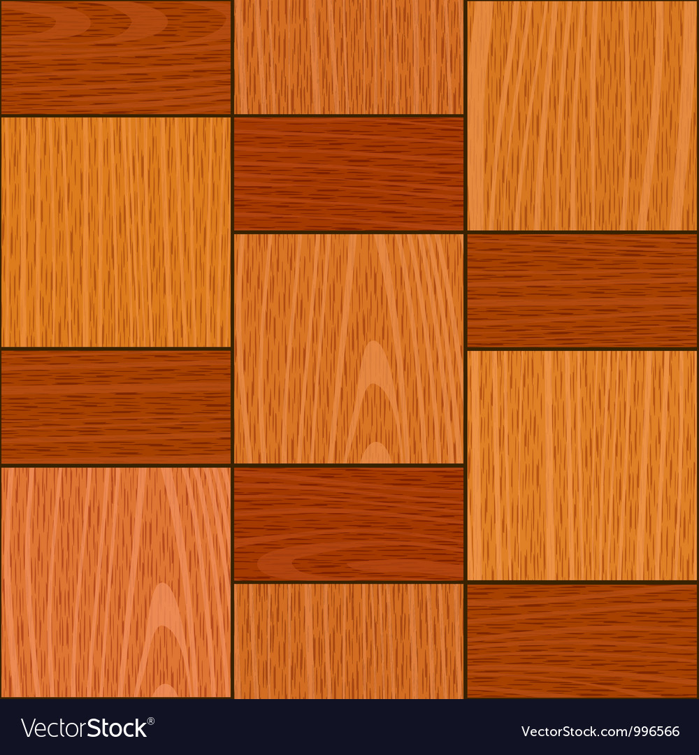 Seamless light oak square parquet panel texture vector | Price: 1 Credit (USD $1)