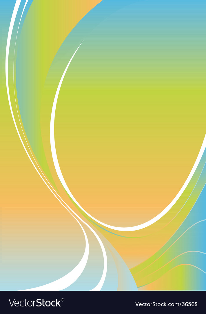 Subtle pastel bend vector | Price: 1 Credit (USD $1)