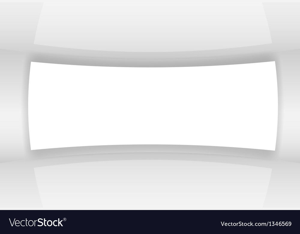 Abstract white screen vector | Price: 1 Credit (USD $1)