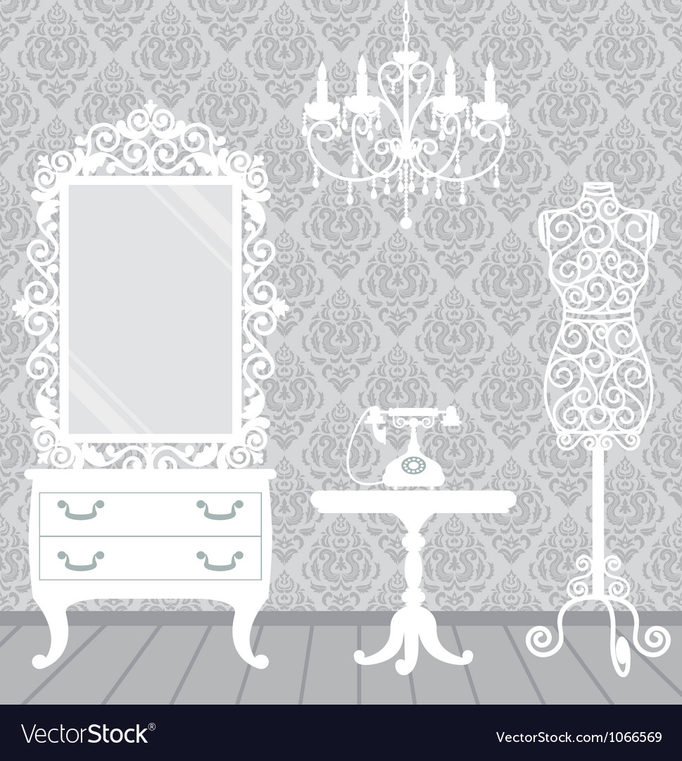 Boudoir vector | Price: 1 Credit (USD $1)
