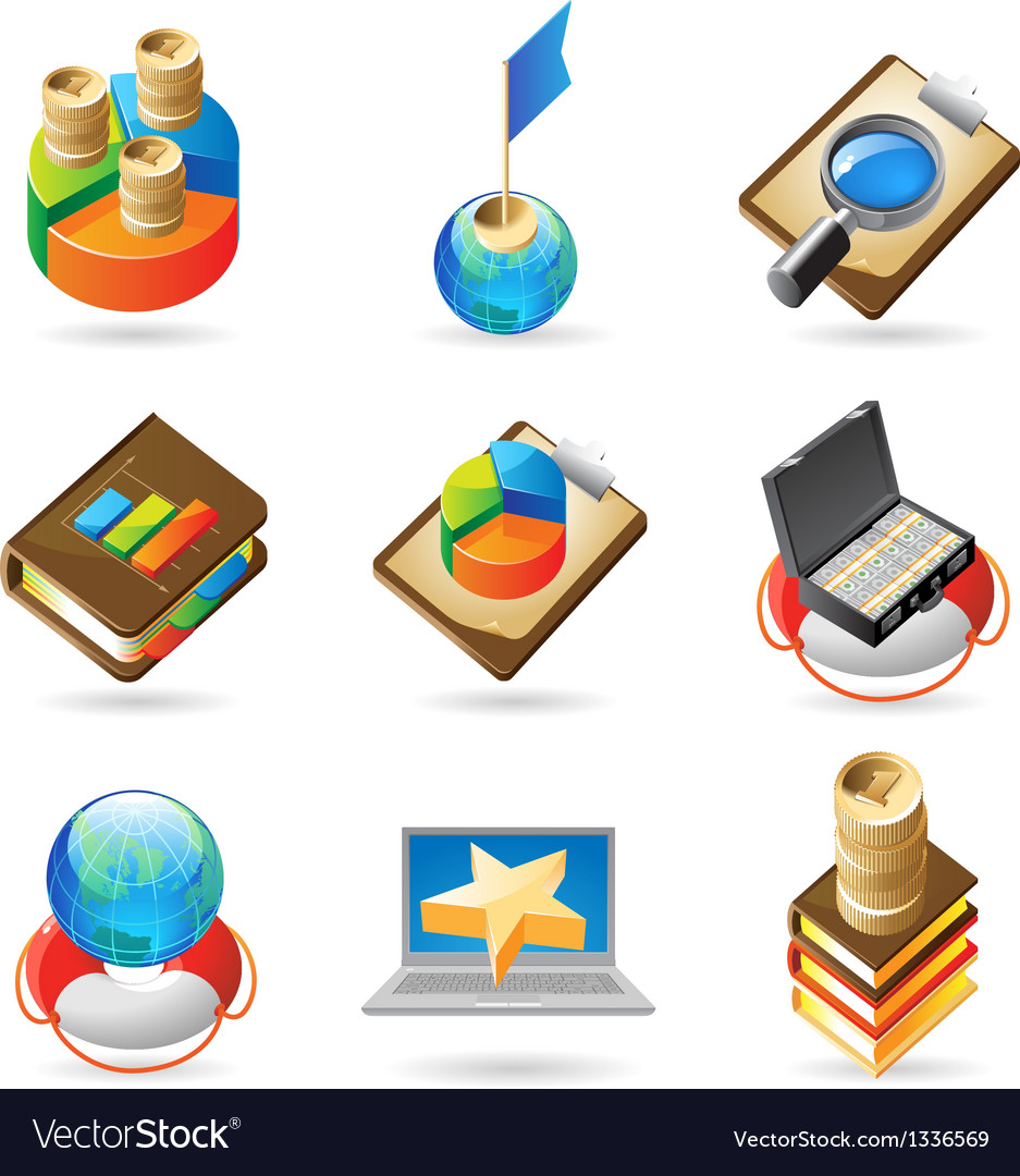 Icon concepts for success vector | Price: 1 Credit (USD $1)