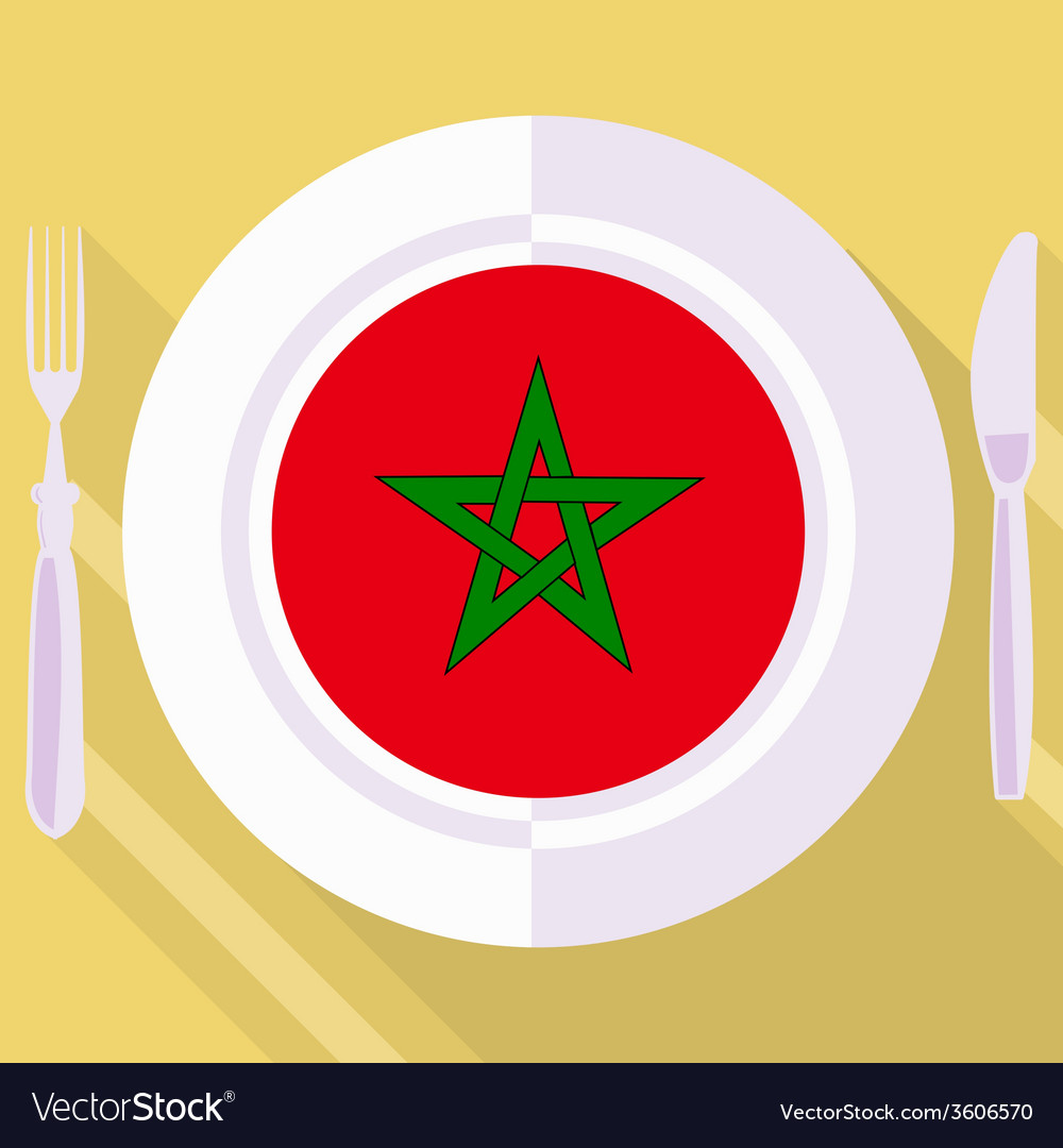 Kitchen of morocco vector | Price: 1 Credit (USD $1)