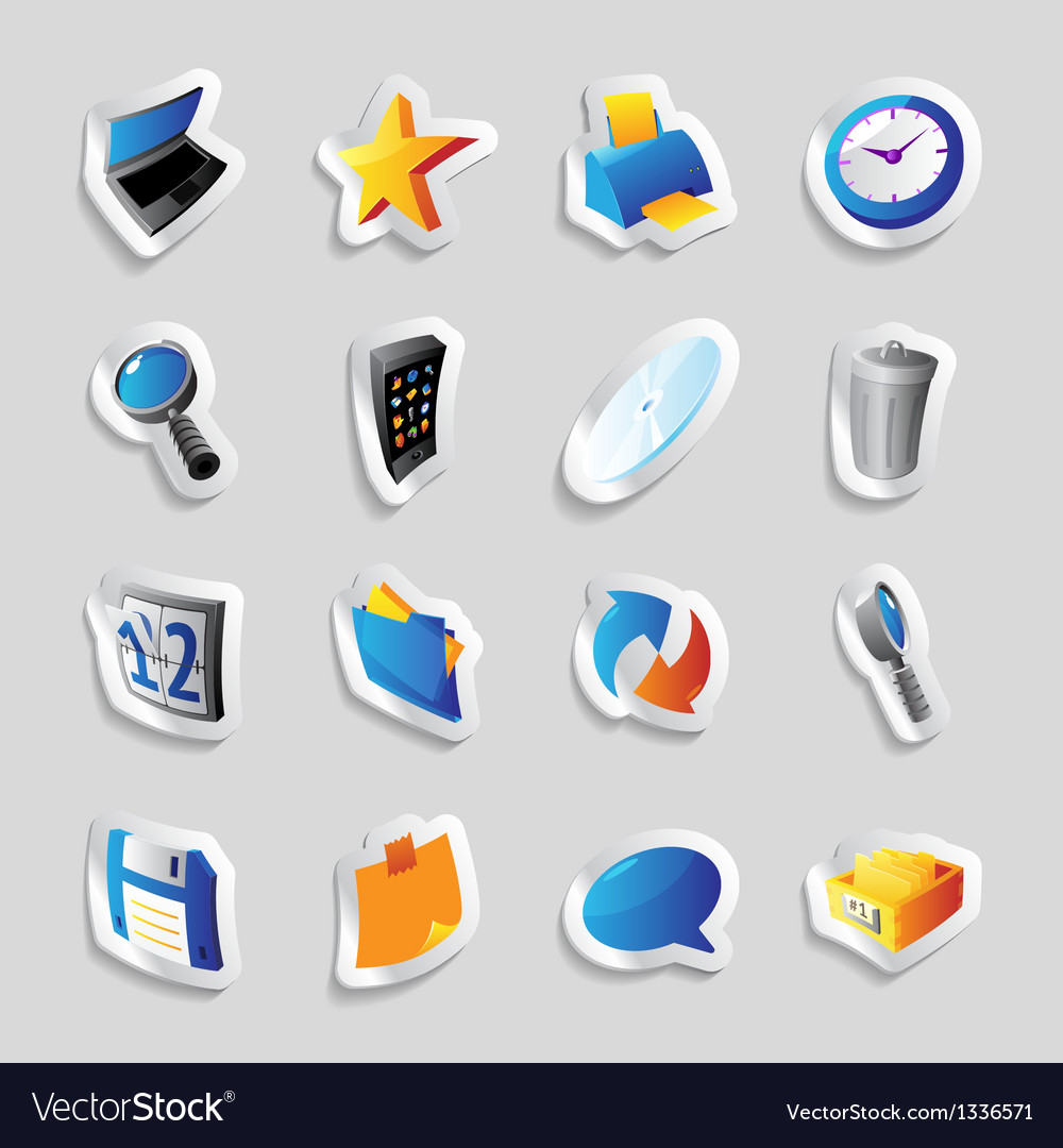 Icons for interface vector   Price: 1 Credit (USD $1)