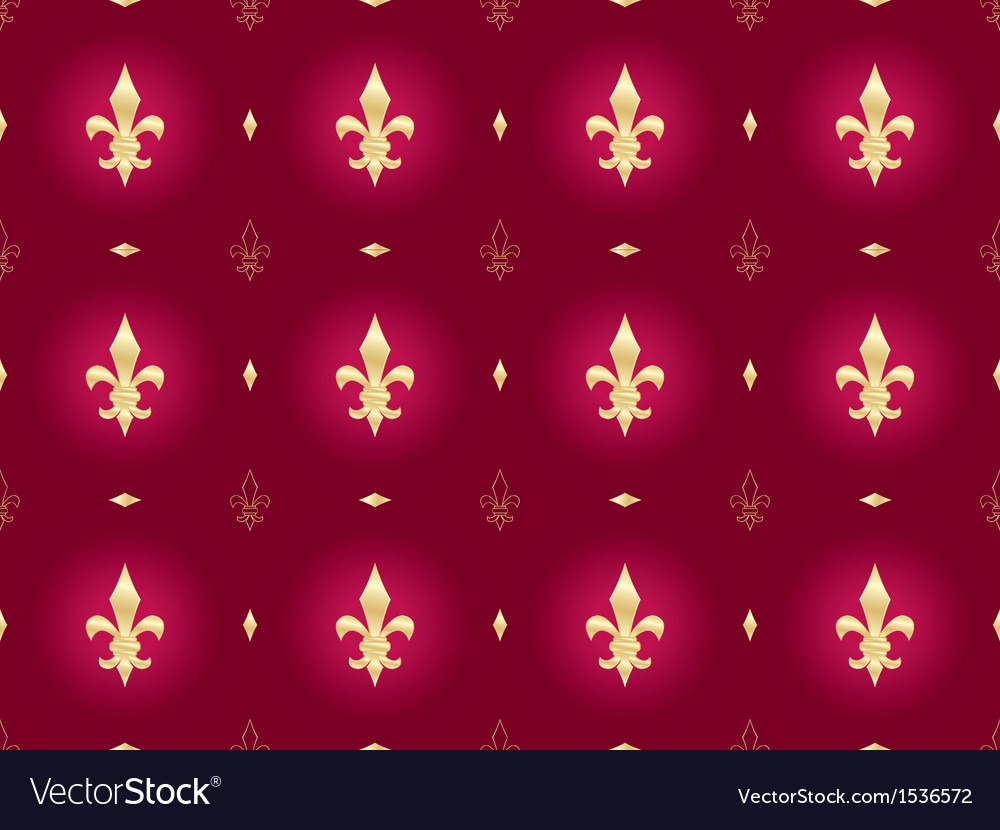 Background with royal lilies vector | Price: 1 Credit (USD $1)