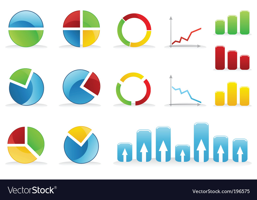 Icons of schedules vector   Price: 1 Credit (USD $1)