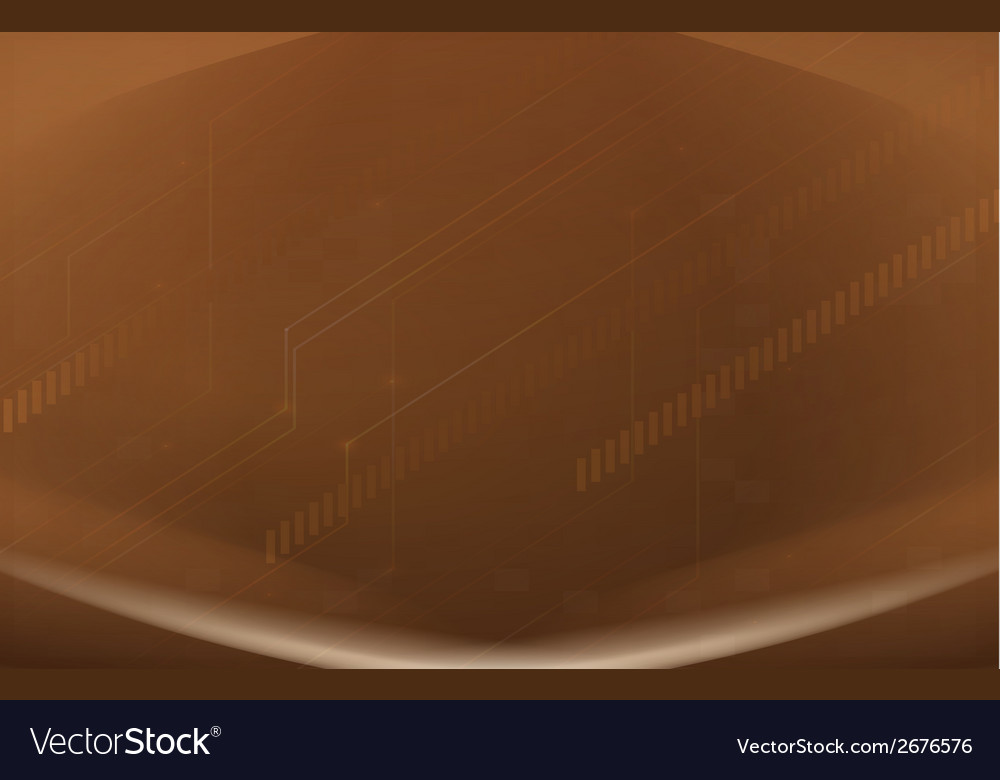 A brown background vector | Price: 1 Credit (USD $1)