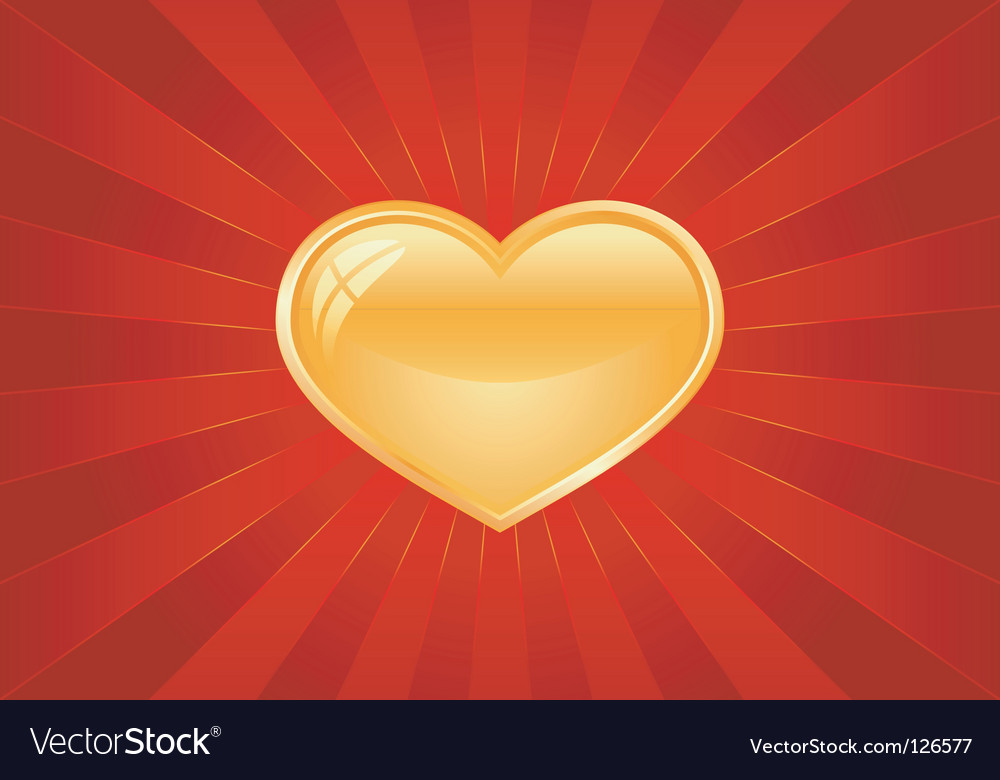 Artistic valentine's background vector | Price: 1 Credit (USD $1)