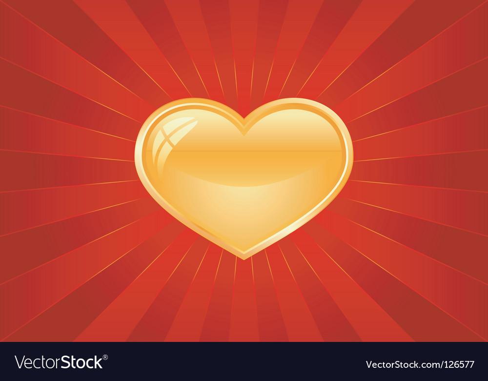 Artistic valentine's background vector | Price: 1 Credit (USD $1)