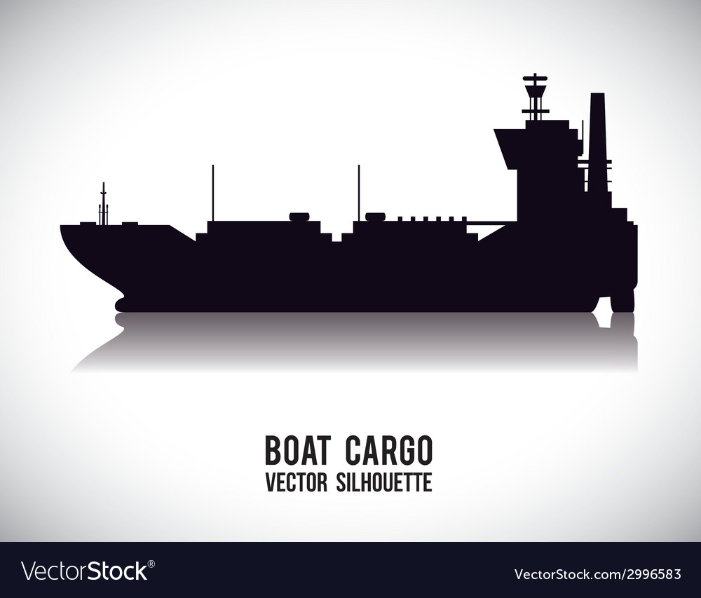 Boat design vector | Price: 1 Credit (USD $1)