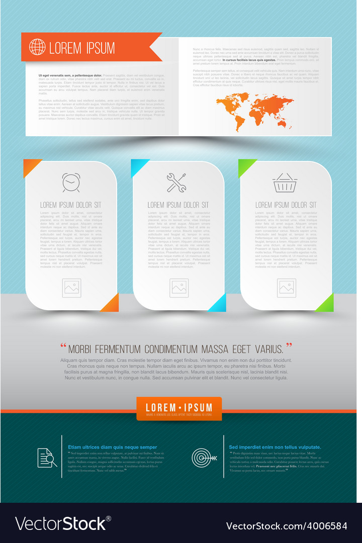 Modern abstract brochure report document vector   Price: 1 Credit (USD $1)