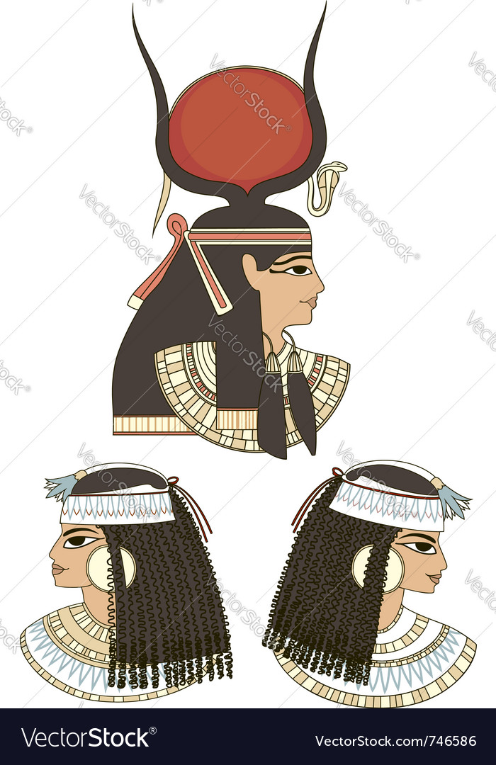 Ancient egypt vector | Price: 3 Credit (USD $3)
