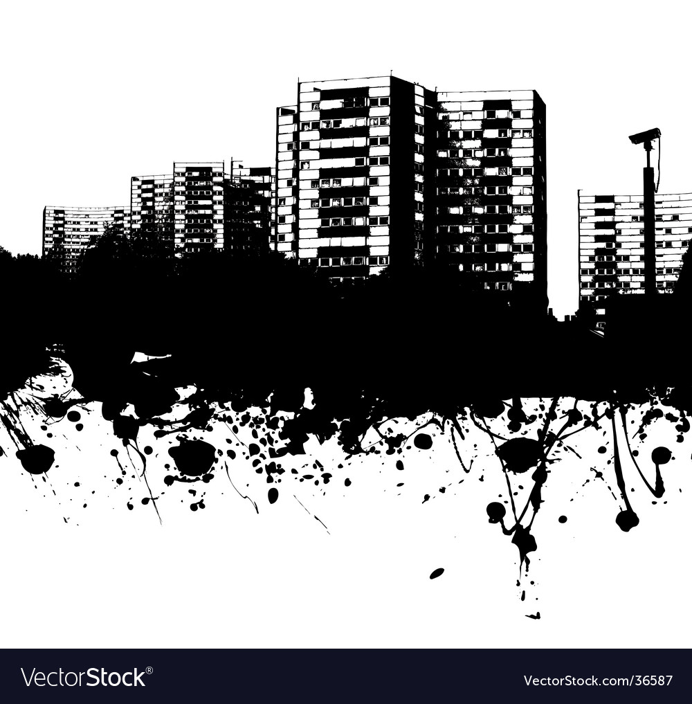 City crash vector | Price: 1 Credit (USD $1)