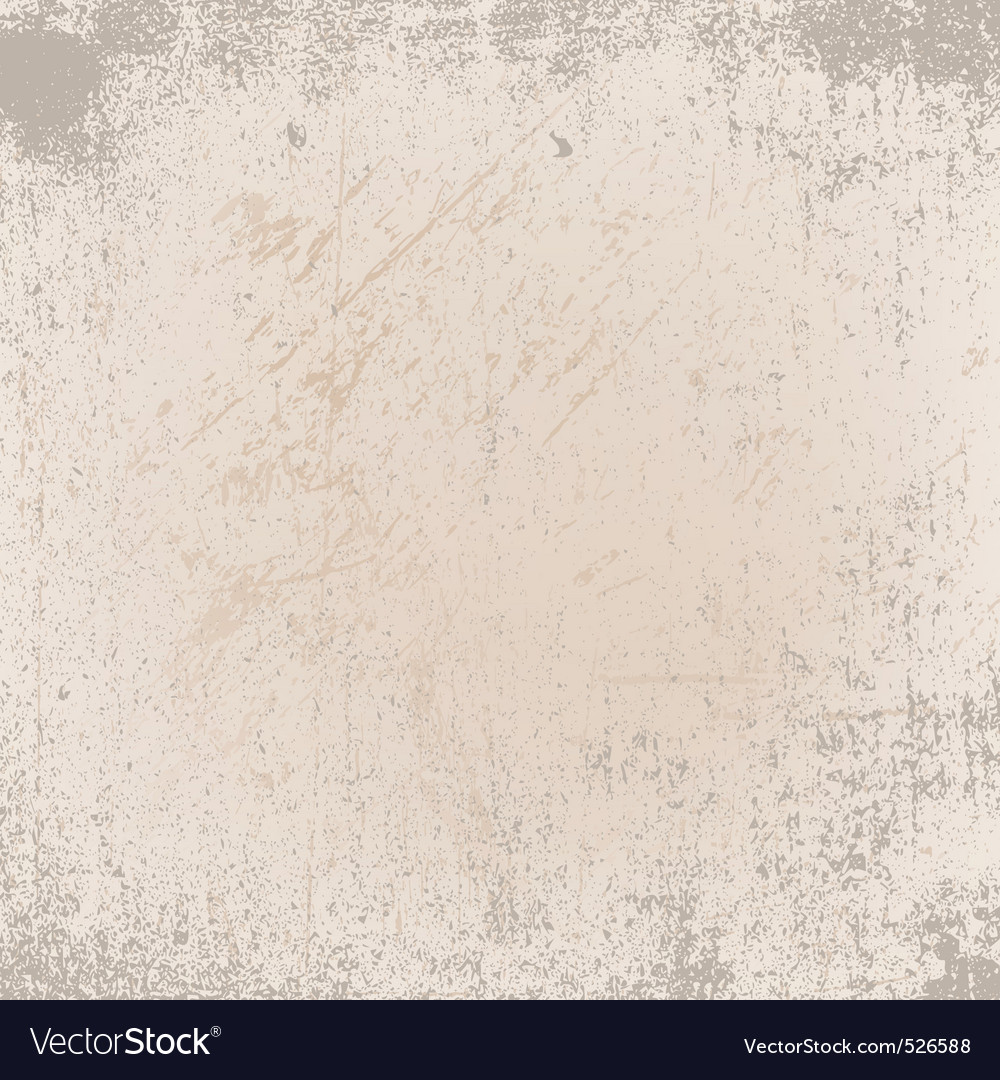 Old paper grunge background vector | Price: 1 Credit (USD $1)