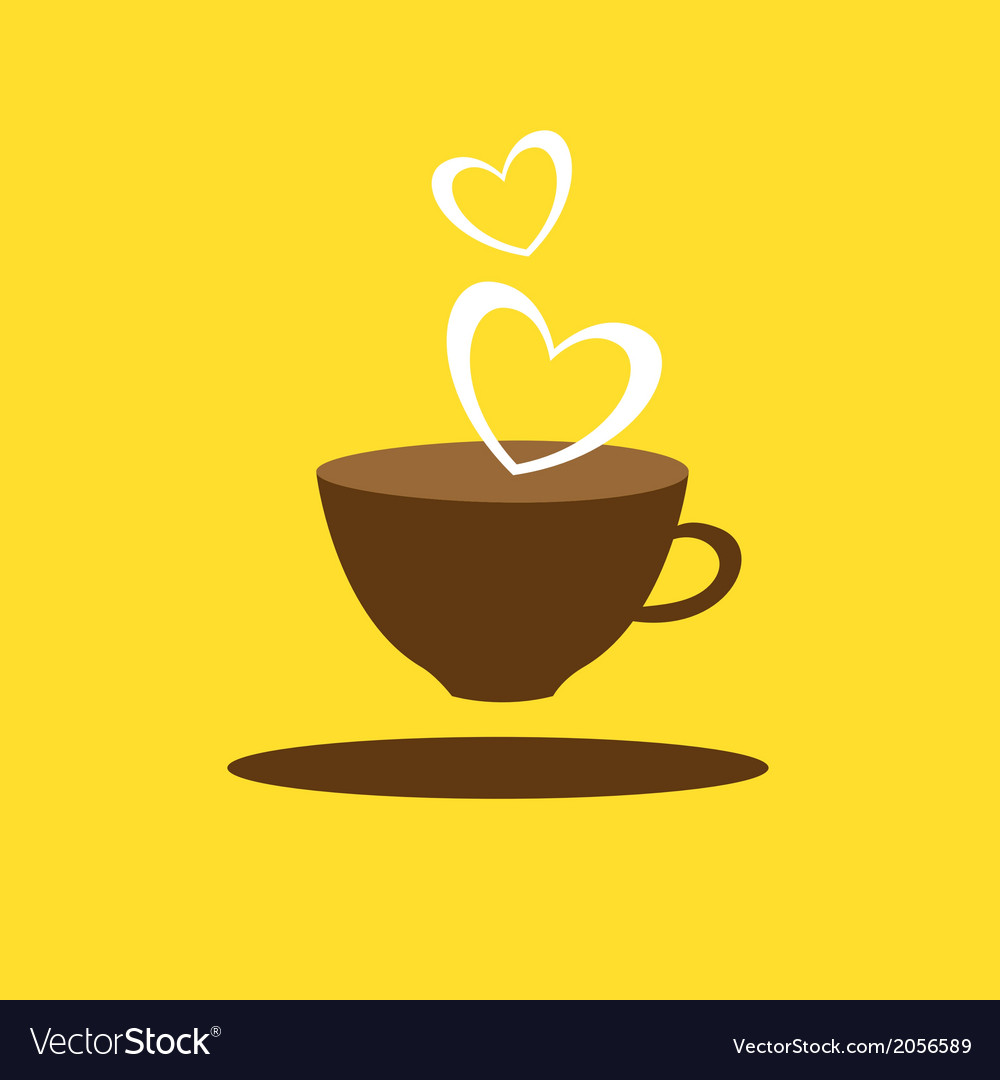 Coffee lover vector | Price: 1 Credit (USD $1)