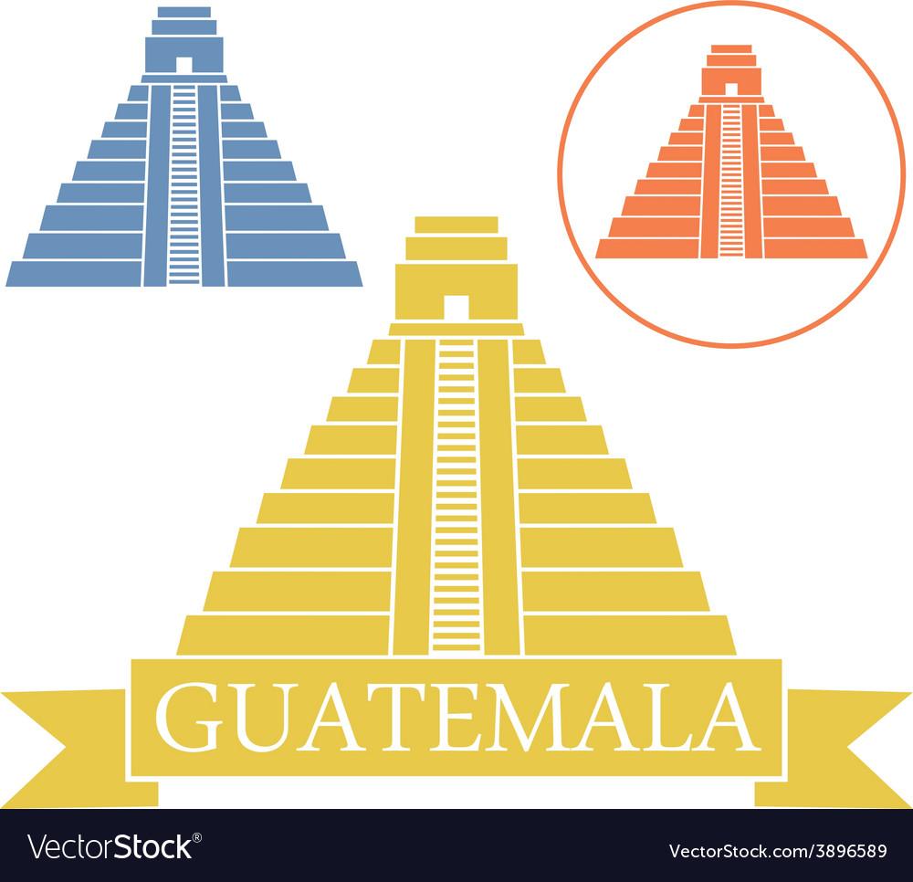 Guatemala vector   Price: 1 Credit (USD $1)