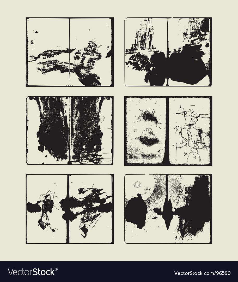 Grunge notebook vector | Price: 1 Credit (USD $1)