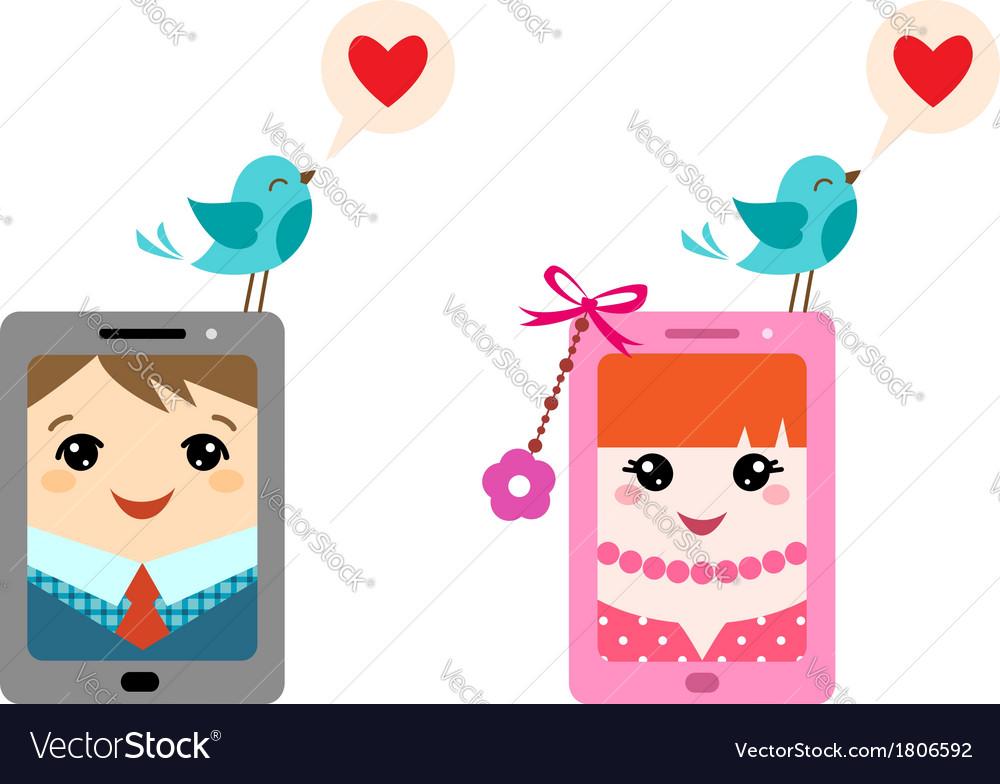 Love twitter vector | Price: 1 Credit (USD $1)