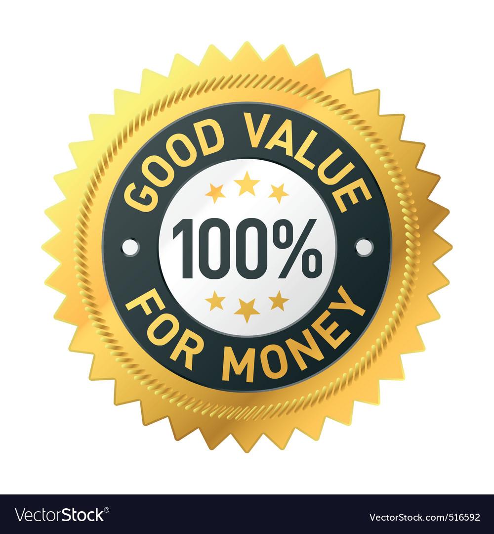 Quality sticker vector | Price: 1 Credit (USD $1)