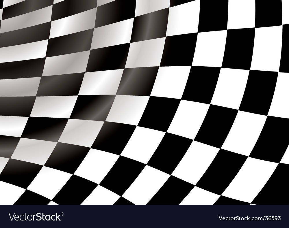 Checkered tunnel vector | Price: 1 Credit (USD $1)