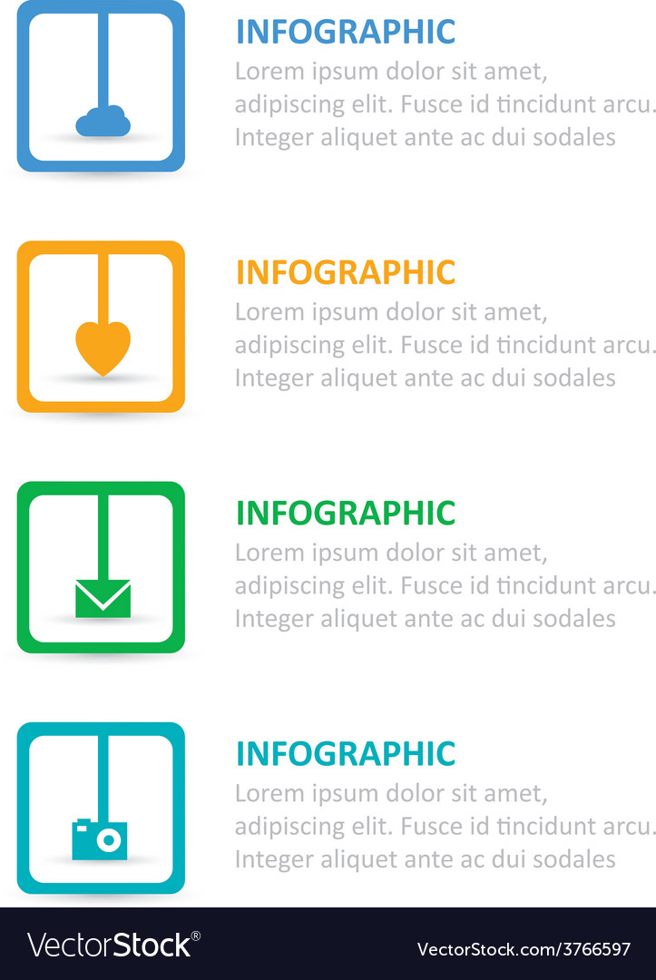Infographic 271 vector | Price: 1 Credit (USD $1)