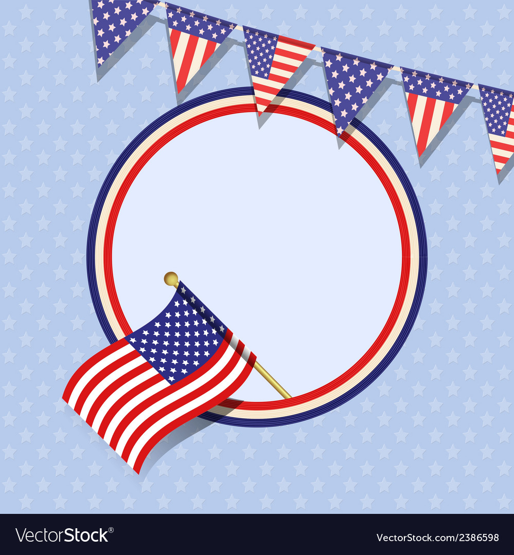 Independence day background3 vector | Price: 1 Credit (USD $1)