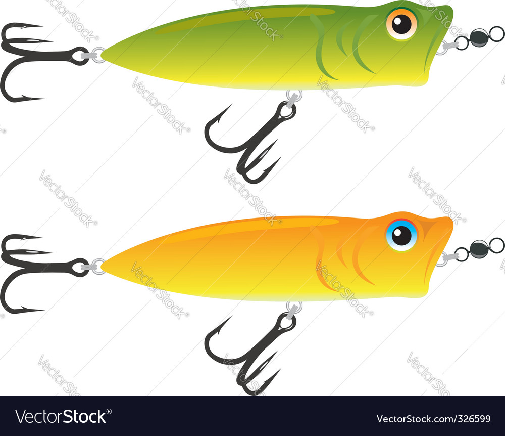 Fishing bait vector | Price: 1 Credit (USD $1)