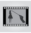 Film field eps10 vector