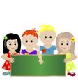 School children vector