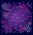 Abstract background bokeh vector