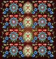 Ottoman motifs design series fifty eight version vector