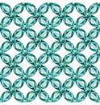 Flower mesh aquamarine seamless texture vector
