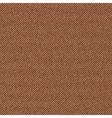 Seamless texture of brown denim diagonal hem vector