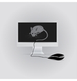Mouse and monitor vector