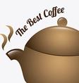 Coffee design vector