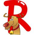 R for reindeer vector