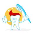 Dental cartoon vector