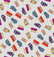 Architectural pattern seamless vector