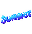 Summer artwork vector