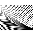 Design monochrome lines background vector