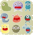 Set of monster vector