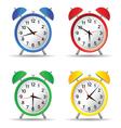 Beauty clock vector