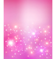 Valentines day heart abstract background vector