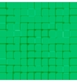 Abstract bright background with green squares vector