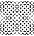 Black scratched blotch seamless pattern background vector