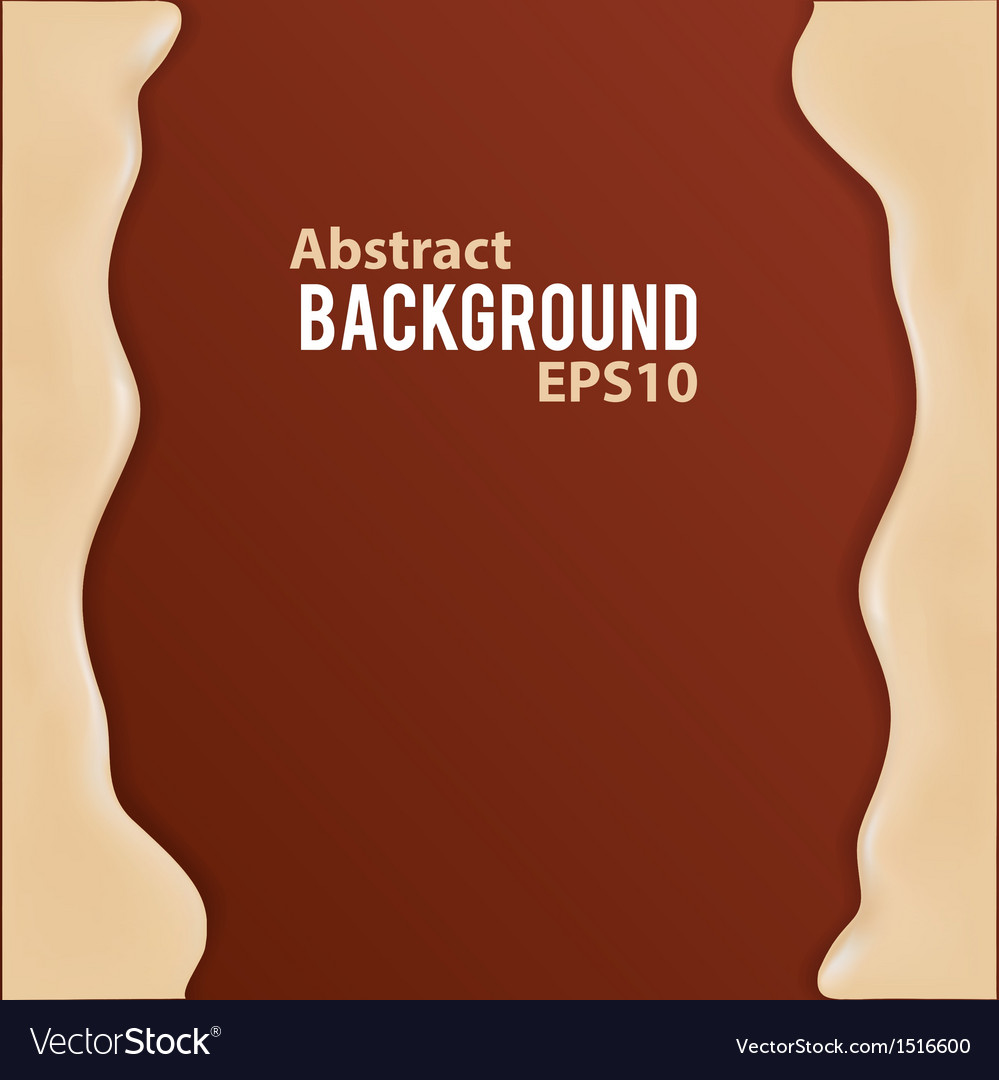 Abstract background with liquid frame vector   Price: 1 Credit (USD $1)