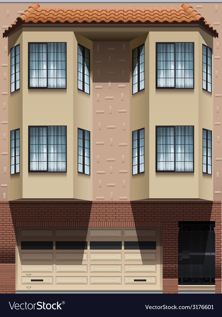 A building vector | Price: 3 Credit (USD $3)