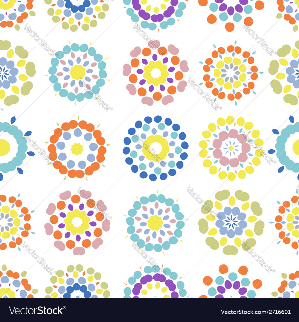 Abstract seamless pattern for your design vector | Price: 1 Credit (USD $1)