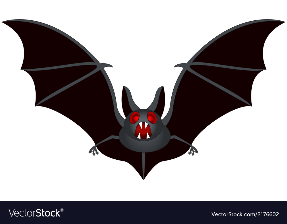 Bat vector | Price: 1 Credit (USD $1)