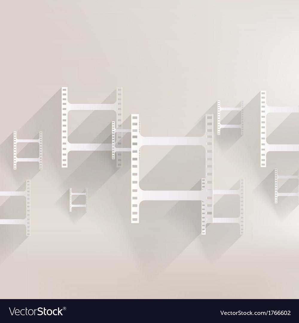 Film web icon vector | Price: 1 Credit (USD $1)